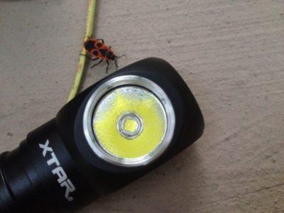 как сделать мощный фонарь