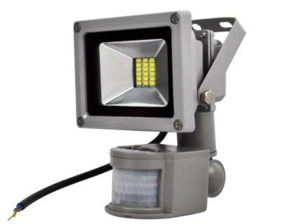 как подключить светодиодный прожектор