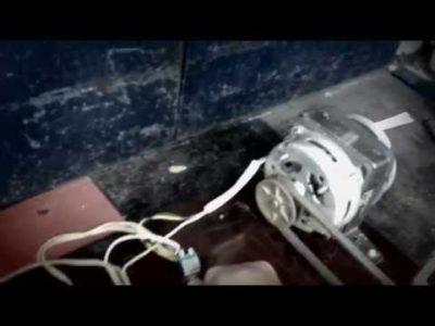 что можно сделать из двигателя стиральной машины