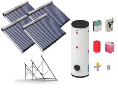 как работает солнечная батарея для дома