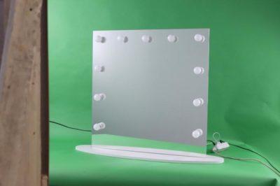как сделать зеркало с подсветкой