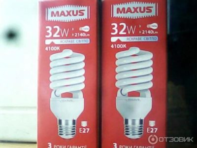сколько весит люминесцентная лампа