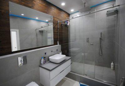 как сделать освещение в ванной