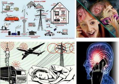 что такое электромагнитное излучение