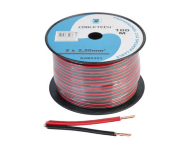 акустический кабель для колонок как выбрать сечение