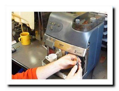 как разобрать кофемашину delonghi