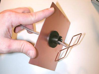 как сделать антенну для роутера