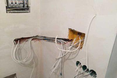 как соединить оптоволоконный кабель в домашних условиях