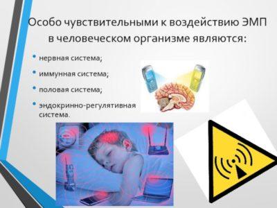 как защититься от электромагнитного излучения