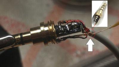 как отремонтировать наушники от телефона