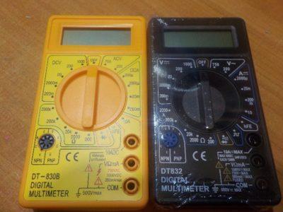 как пользоваться мультиметром подробная инструкция для начинающих