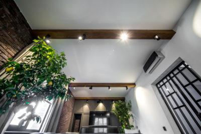 как называются длинные лампы на потолке