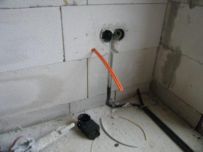 как прокладывать проводку в квартире