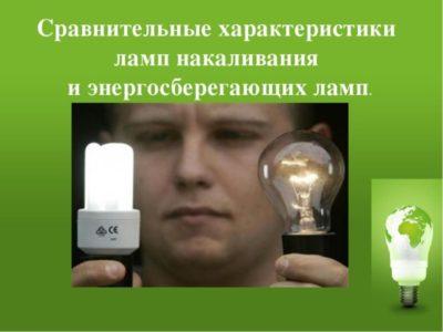 почему люминесцентные лампы экономичнее ламп накаливания