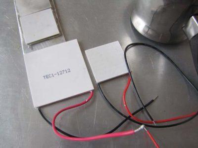 элемент пельтье как генератор электроэнергии
