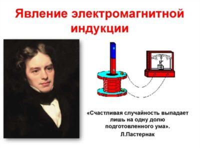 что такое электромагнитная индукция