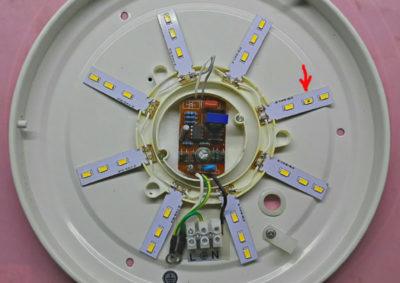 светодиодные светильники как работают