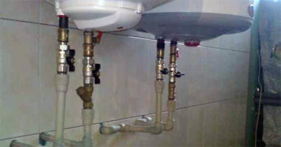 как правильно подключить водонагреватель