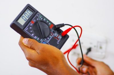 как проверить симистор мультиметром
