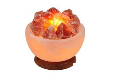 как выбрать соляную лампу для дома