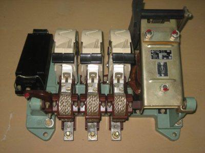что такое контактор в электрике