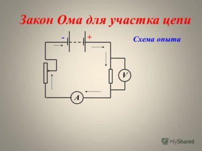 как нарисовать электрическую схему