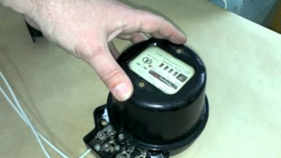 как подключить счетчик электроэнергии однофазный