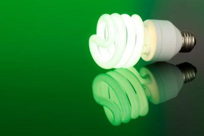 как разобрать энергосберегающую лампу